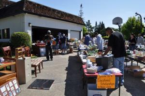 American Association of University Women holds garage sale fundraiser for scholarships