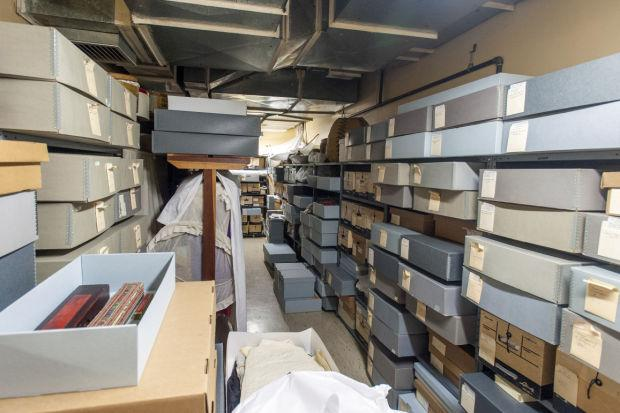 Uncovering hidden treasures at San Joaquin County Historical Museum