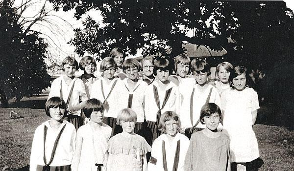 Camp Fire Girls were formed in Lodi in 1916 with just 10 members