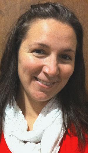 Julie Desmarais