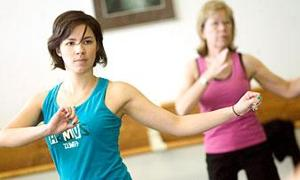 Getting in shape finds new rhythm with Latin dance fitness called Zumba