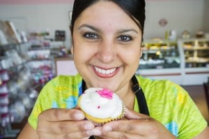 Frosted Flour co-owner Lisa Hassett provides insight into the art of baking