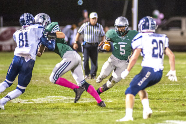 Football: Hawks stun defending Sierra Valley Conference champion Eagles