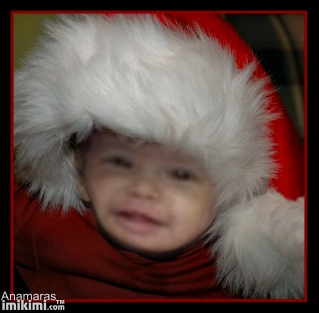 Santa baby