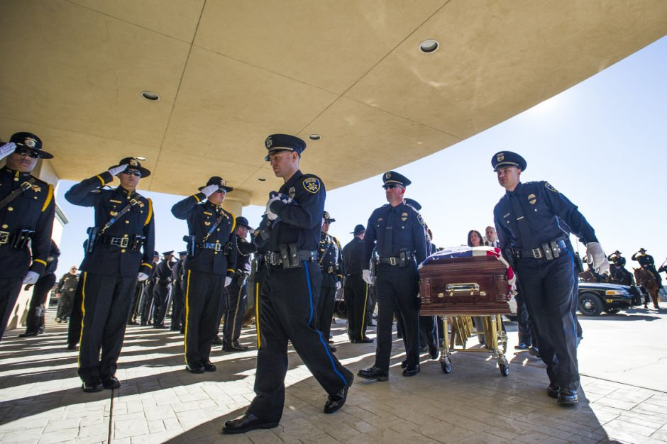 Fallen Galt police officer Kevin Tonn laid to rest