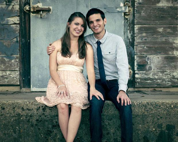 Robert Montanez, Paige Hedman get engaged in El Dorado Hills