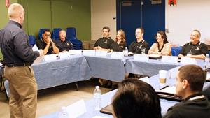 Leadership Lodi 2014 experiences Nonprofit Day