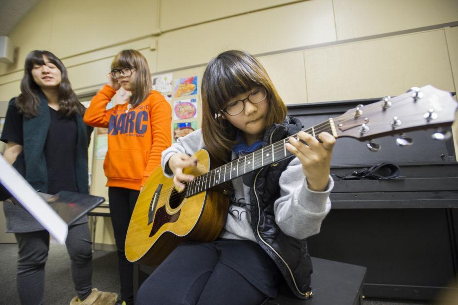 Students soak up culture in Lodi