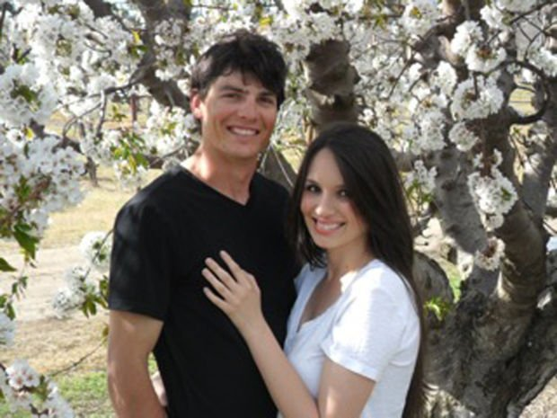 Brandon Warmerdam, Stephanie Broussard were engaged last Christmas Eve