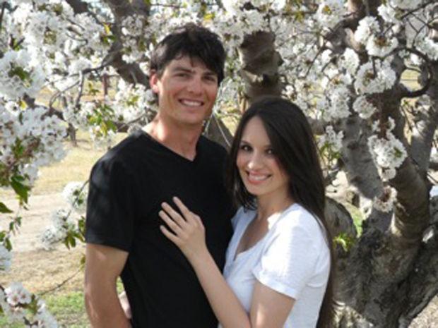 Brandon Warmerdam, Stephanie Broussard were engaged last Christmas Eve