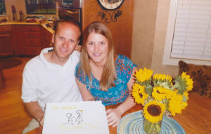 Jeff Hust, Megan Johnson to wed at Oak Ridge Winery