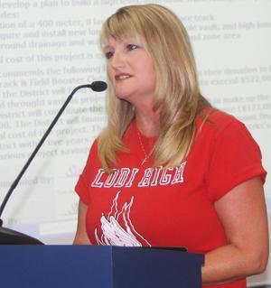 Lodi Unified School District to finance track at Lodi High School