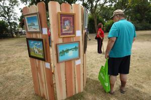 Micke Grove Park hosts Senior Awareness Day event