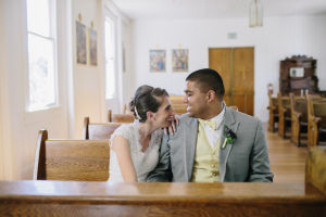David D'Morias and Sarah McConahey were married in June at St. Joachim's Church