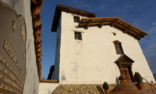 Visit Mission San Jose de Guadalupe for some history