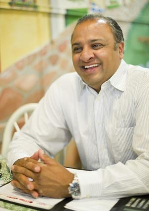 Jay Patel thinks City Council should focus on bringing new business to Lodi