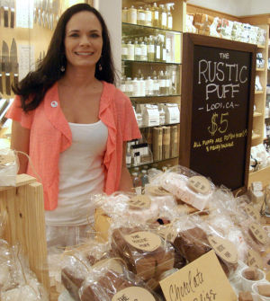 Experience a world of marshmallows at the Rustic Puff