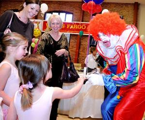 Lodi Chamber of Commerce hosts circus-themed showcase at Hutchins Street Square to welcome new members