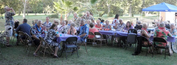 Lodi Elks Lodge holds annual Hawaiian night
