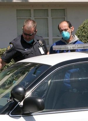 Lodi TB patient arrested
