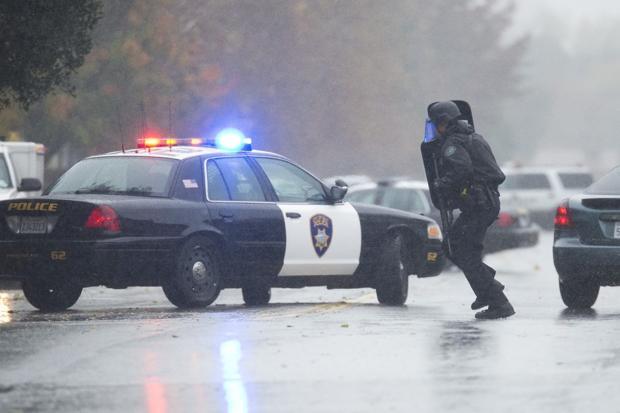 Animal control officer fatally shot near Sacramento