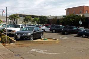 Repairs ahead for Church Street parking lots