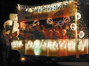 Parade of Lights brightens downtown Lodi