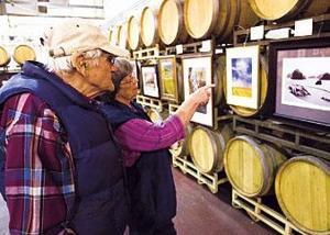Fine art and fine wine abound at Fine Art Show