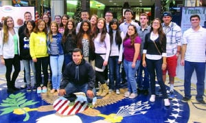 Lodi Academy students embark on Southern California History Tour