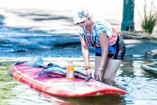 Stand-up paddleboarding explained