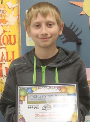 Lockeford Elementary School Classroom Heroes