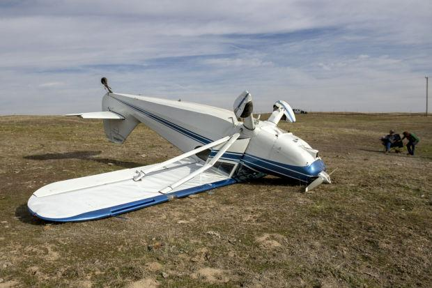 No injuries after couple crash-lands small plane in field near Lockeford