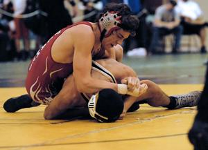 Wrestling: Julian Villanueva among three Flames Masters bound; Tigers have six qualifiers
