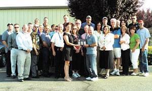 Galt business organization honors MVP
