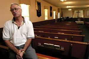 Woodbridge church becomes Southern Baptist
