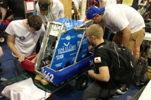 Jim Elliot Christian High School robotics team among top in California