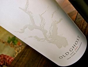 Klinker's Old Ghost Lodi Zin exudes pure, spicy fruitiness