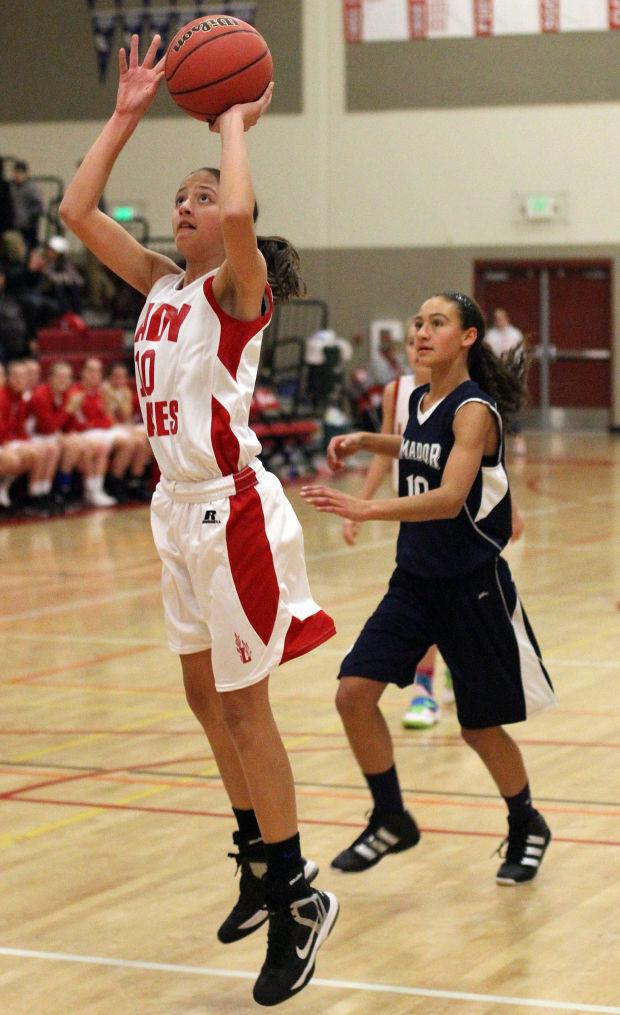 Girls basketball: Lodi Flames freshman Monica Valenzuela gets league's attention