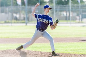 Baseball: Tigers clinch Tri-City Athletic League title with win over Vikings