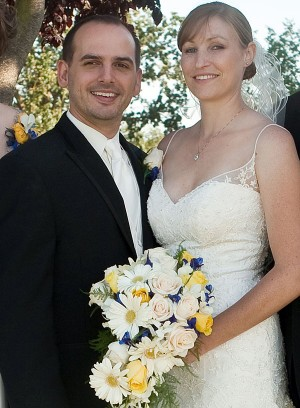 Davy Joly, Kari Bryan wed in June at Lockeford Springs