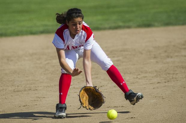 Flames fall behind in San Joaquin Athletic Association softball race