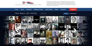 Vietnam Veterans Memorial seeks to add soldiers' photos to online exhibit