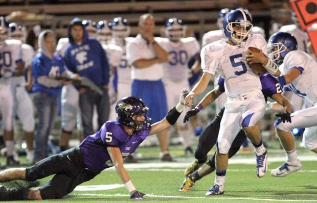 Tigers rip Cougars