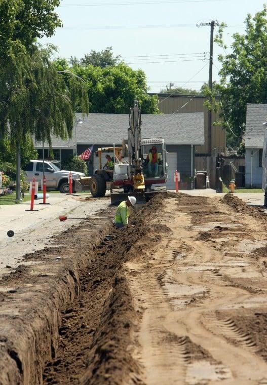 Water meter installations begin in Lodi