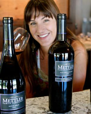 Mettler Family Vineyards opens tasting room at the former Vino Con Brio