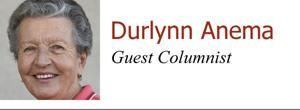 Durlynn Anema: Community Events/A Teen's Prayer