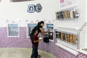 Lodi's Yogurt in Love offers 21 flavors and coffee, too