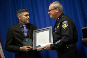 Lodi police honor citizens, officers