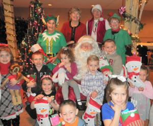 Lodi Elks Lodge holds annual Christmas party