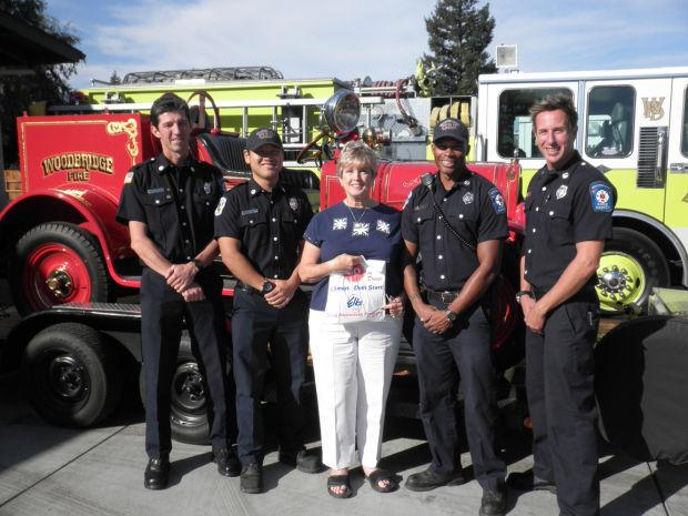 Woodbridge Firefighters Association holds pancake breakfast fundraiser